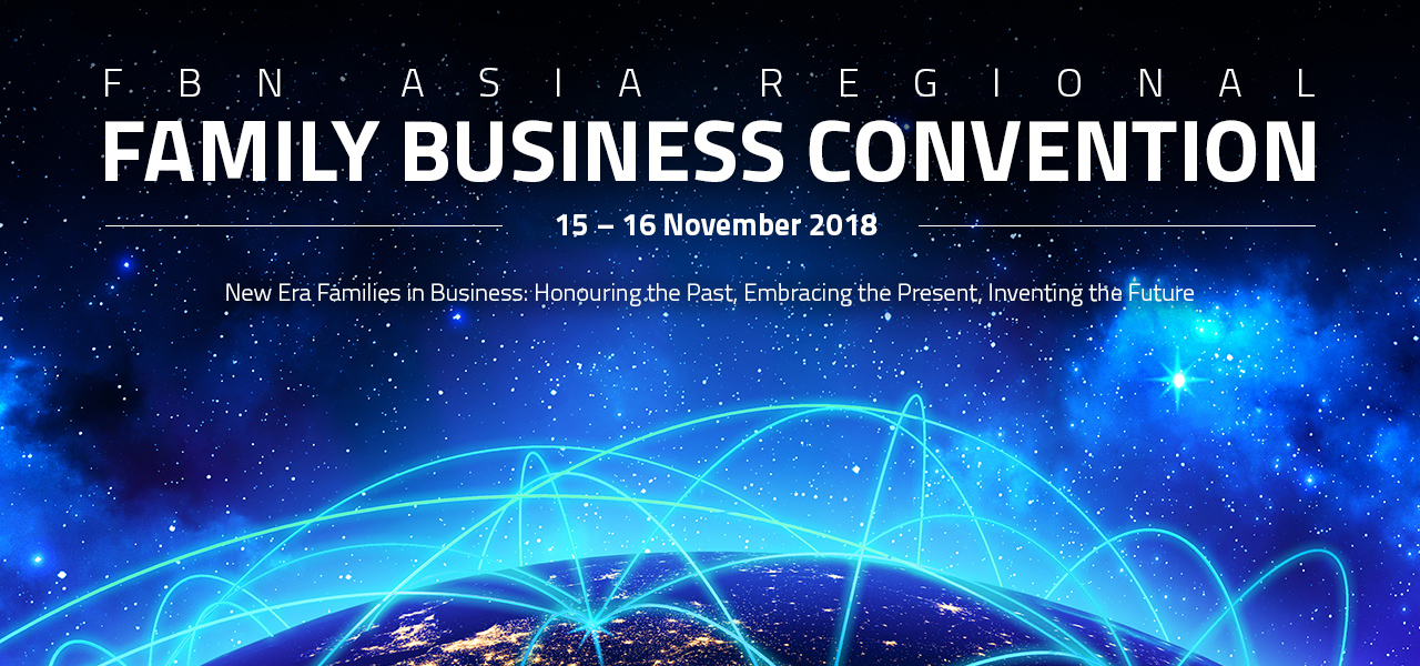 FBN Asia Regional Family Business Convention